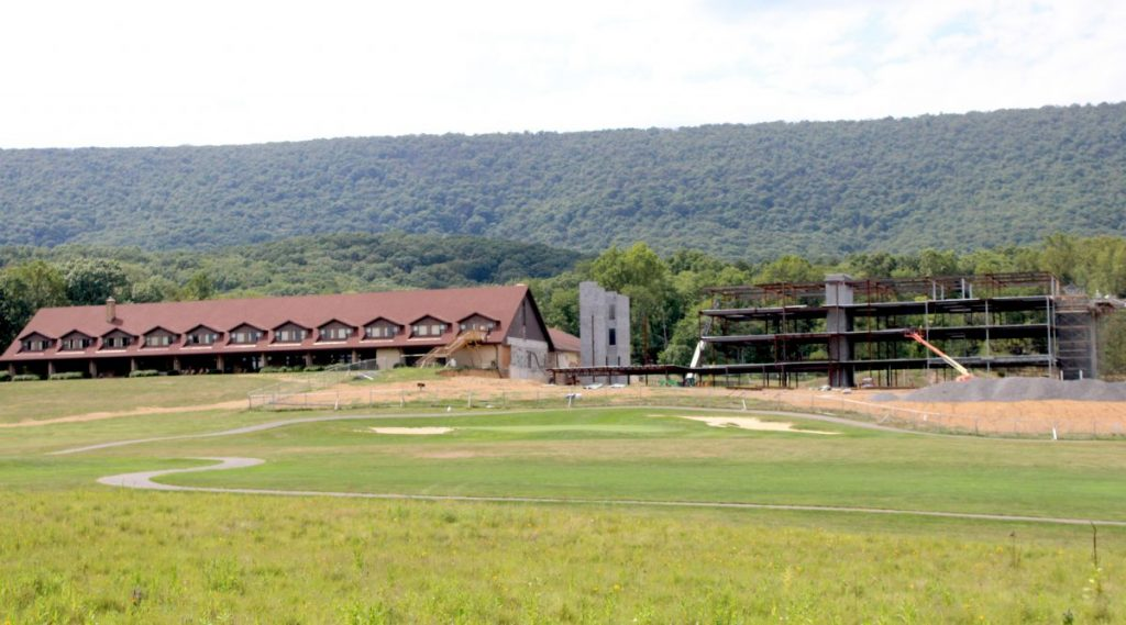 Dnr Chief Cacapon Poised To Be Top Destination The Morgan