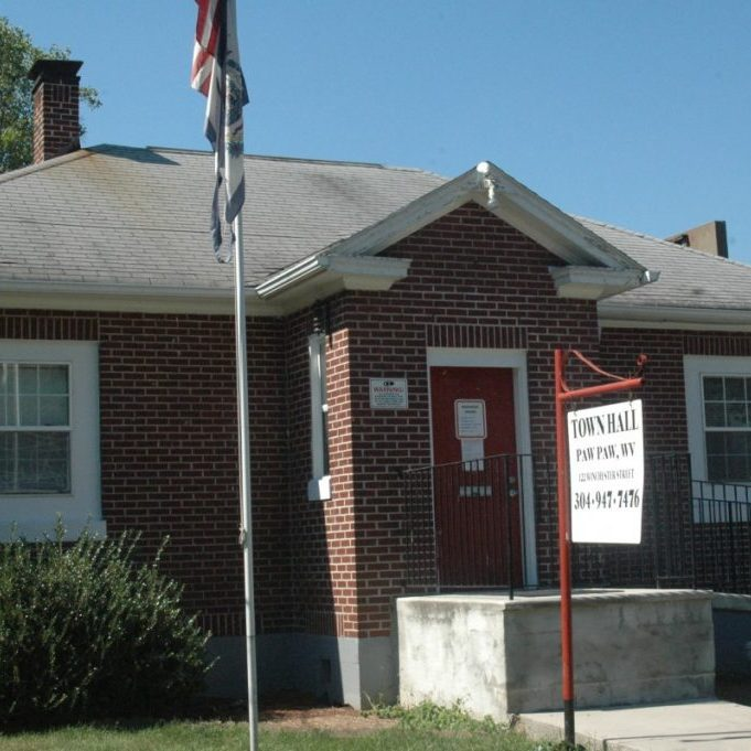 Paw Paw Town Hall