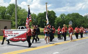 Paw Paw Marching Band